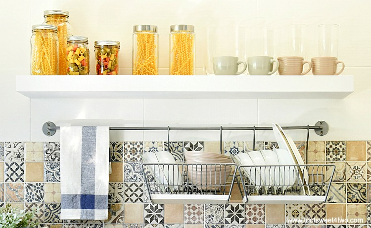 Fi For This Common Kitchen Problem Plus If You Plan These Accessories Well Your Hanging Storage Will Be Both Functional And Fabulous To Look At