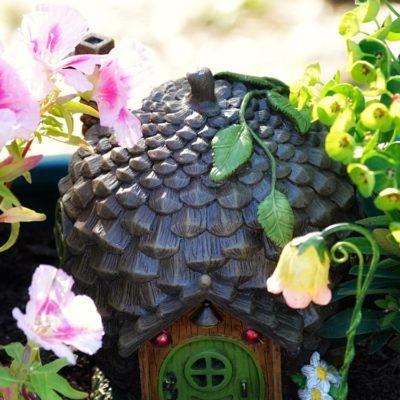 How to Create a Magical Miniature Fairy Garden