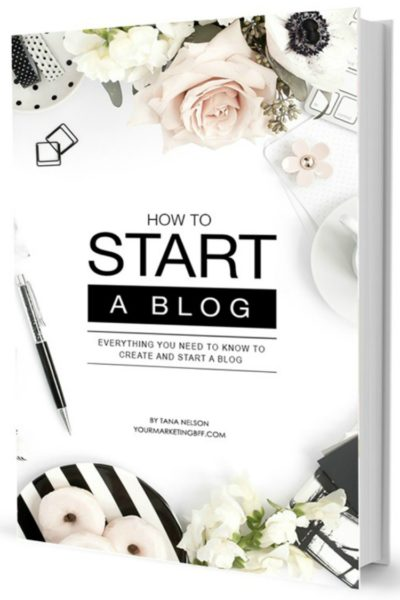 Starting a Blog? Here's Everything You Need to Know