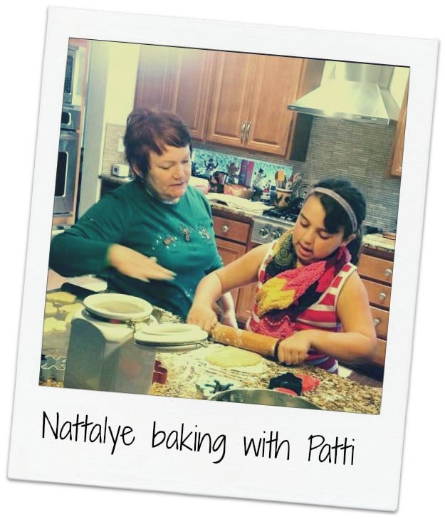 Patti and Nattalye